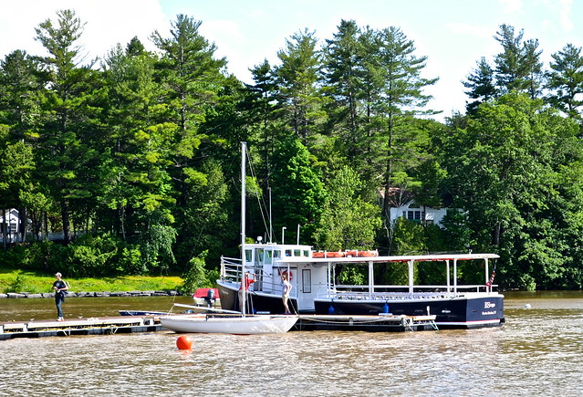 escape boat tour on lake champlain - Basin Harbor Club, Vermont