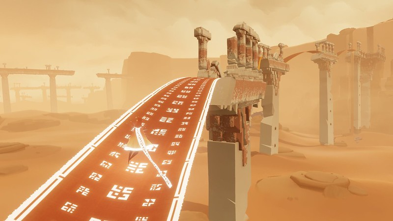Journey於7月21日登陸PlayStation®4