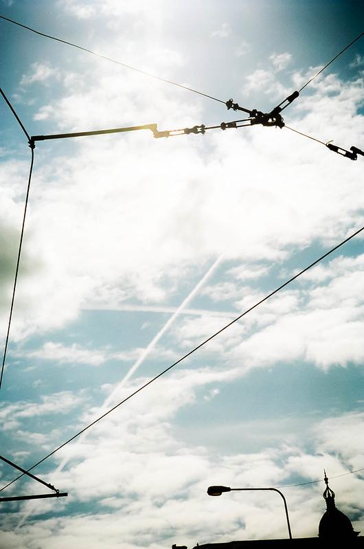 sky in a frame