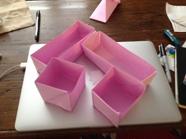 Letterhead box