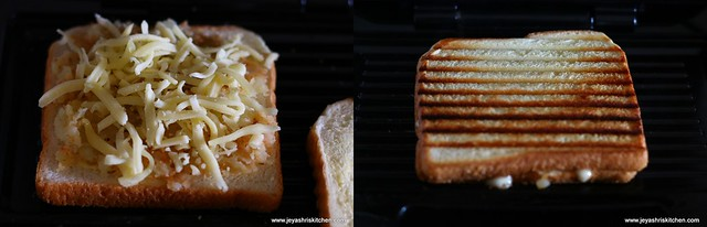 potato cheese sandwich
