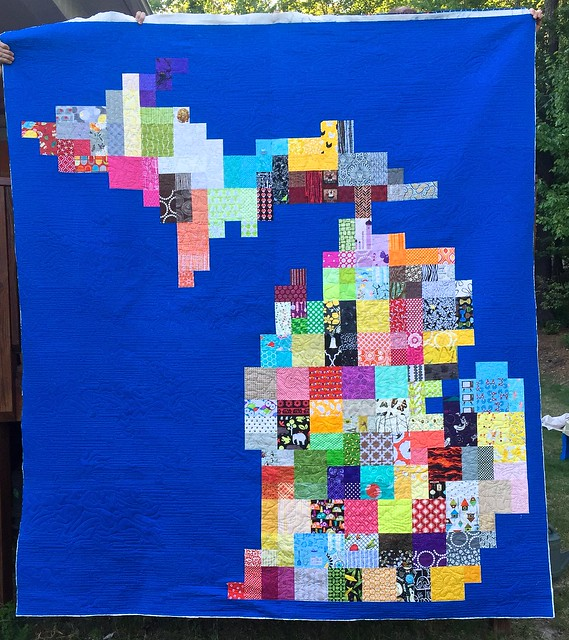 Michigan Quilted