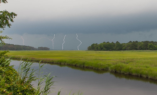 creek delaware lightning lewes greatmarsh