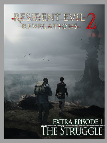 Resident Evil Revelations 2 on PS Vita: Extra Episode 1