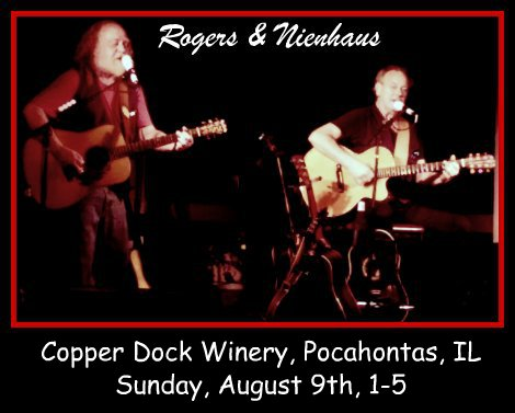 Rogers and Nienhaus 8-9-15