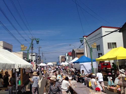 rishiri-island-hokkai-shima-matsuri-outside