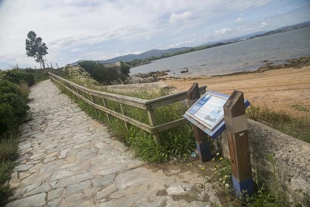 Senda costera Pontejos-Pedreña