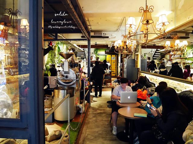台北車站不限時餐廳咖啡下午茶OROMO Cafe奧蘿茉咖啡 (23)