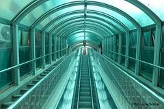 Stairs to Yongdusan Park, Busan
