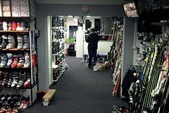 SPORT 2000 - speciálka pro správný výběr lyží