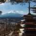 Mount Fuji by _Hadock_