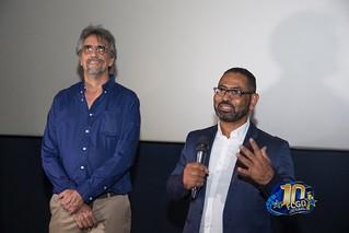 """Premier de la película """"Voces de la Calle"""" de Hans García"""