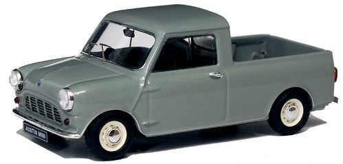 29 Ebbro Austin Mini Pick up