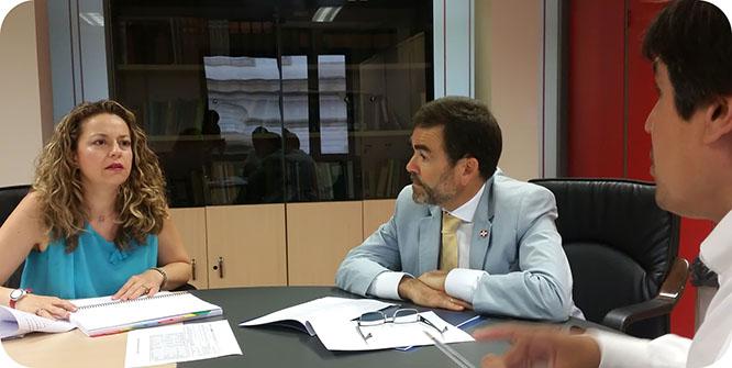 El alcalde paraliza los trabajos de la nueva estación de tren en Mandarache