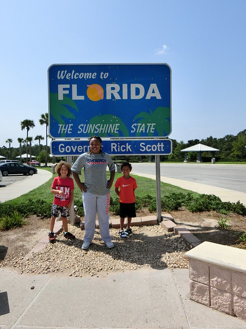 The Morgans have invaded Florida...again!