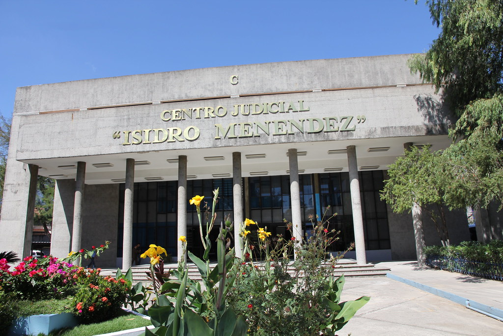 centro de juzgados isidro menendez san salvador