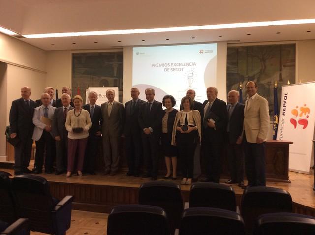 VII Edición Premios Excelencia de SECOT