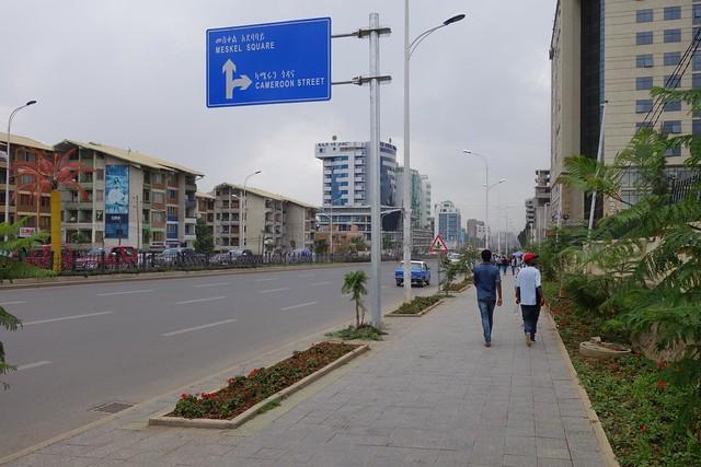 Bole Road, Addis Abeba