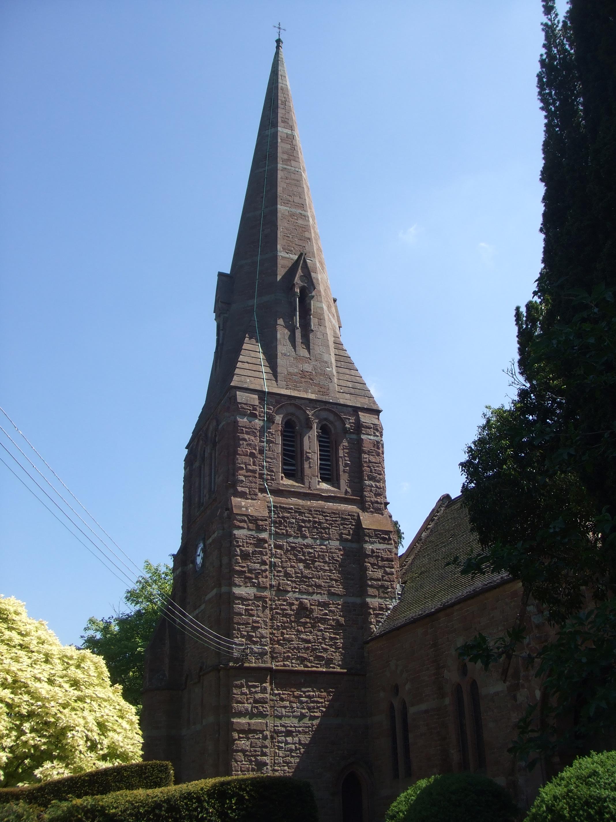 Chetwynd, St Michael and All Angels (c) Aidan McRae Thomson