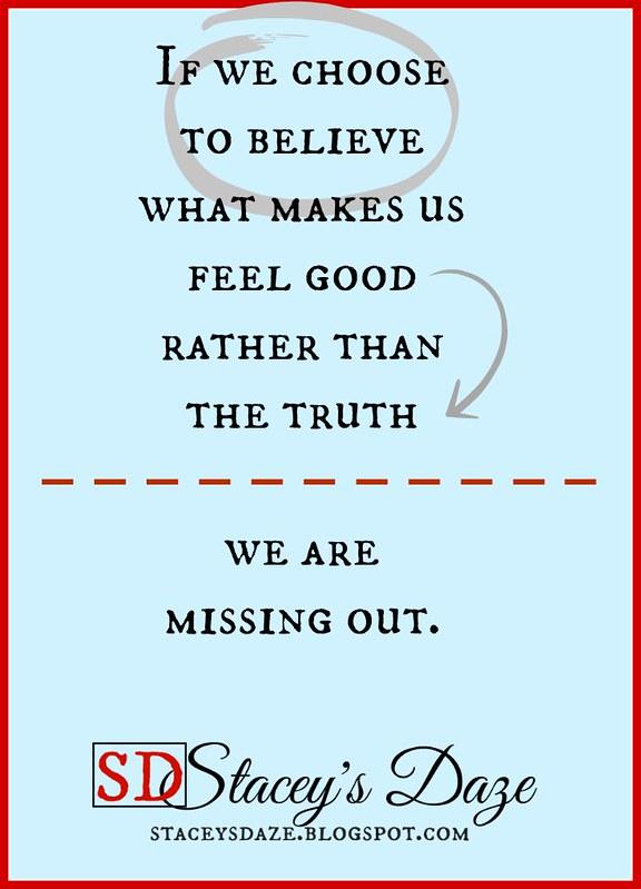 choose truth