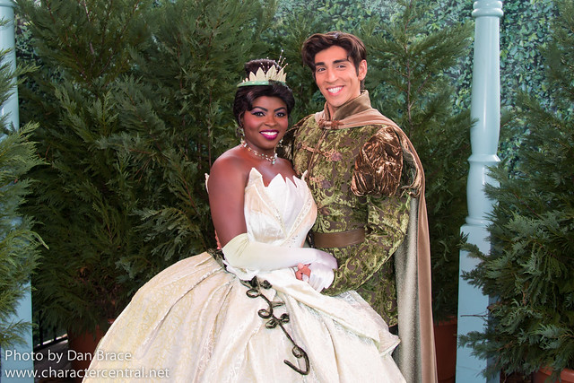 Meeting Tiana and Naveen
