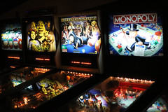 recreation(0.0), pinball(1.0), arcade game(1.0), games(1.0), display device(1.0),