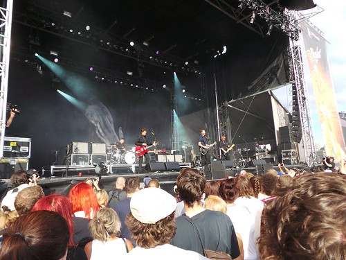 Interpol at Ottawa Bluesfest 2015