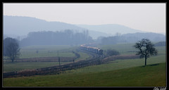 Un seul train... - Photo of Champigneulles-en-Bassigny