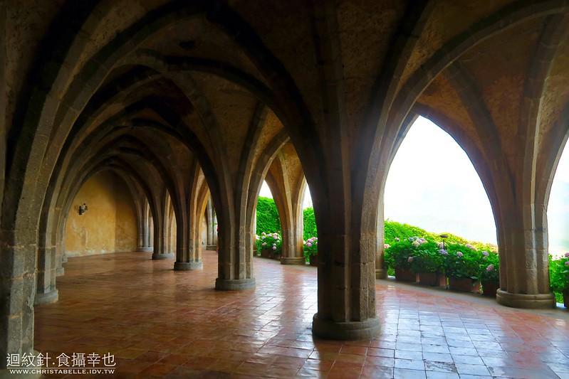 The Crypt, Villa Cimbrone, Ravello, Amalfi Coast, Italy