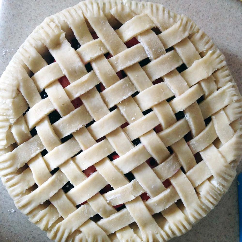 blackberry pie 1
