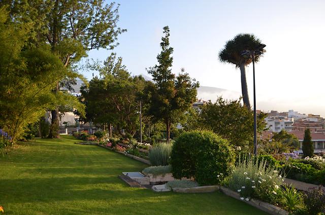 Parque Dona Chana, La Orotava, Tenerife
