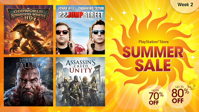 Summer Sale Week 2