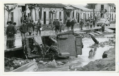 Chile 1986 - Inundaciones