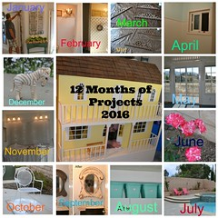 12 Months of Projects 2016