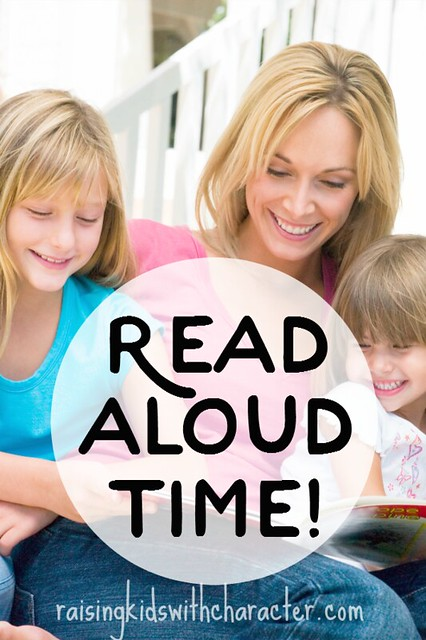 Read Aloud Time!