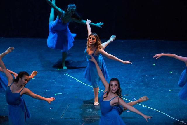 Día de la Danza 1 / Escuela de Artes Campus Norte