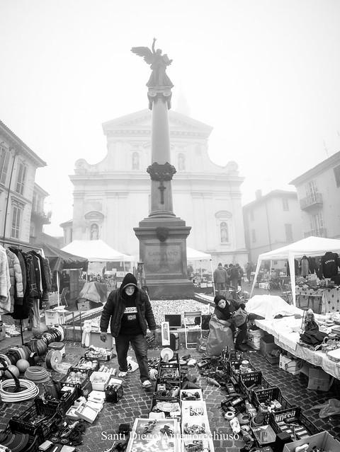 Piazza dell'angelo, Carignan d'antan