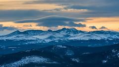Black Mountain Winter Climb