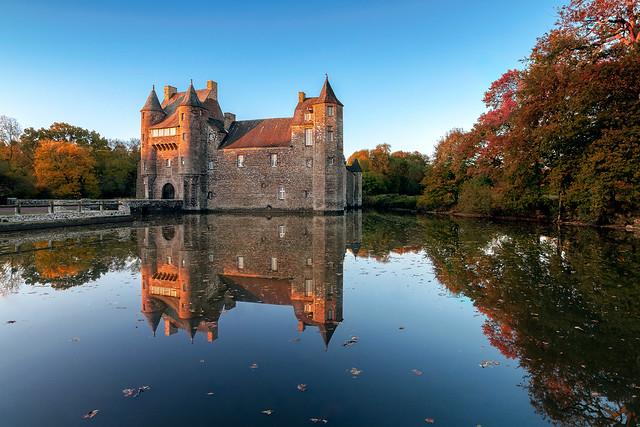 Château de Trecesson -Brittany- [Explore 16/01/2016]