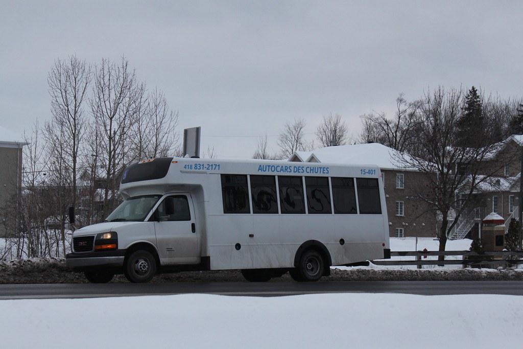 Autocars des Chutes 15-401