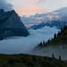Mountaintop Sea [Wide] by Ste.Baz