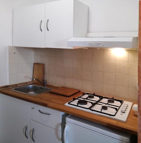 Küche quadratisch