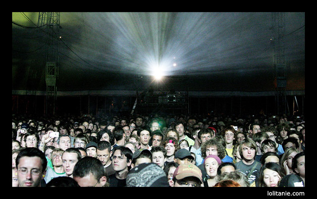 audience at sigur ros