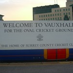 Welcome to Vauxhall