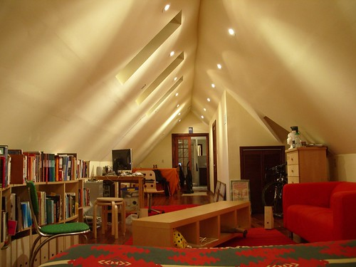 Attic-design-tips