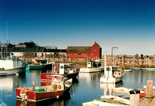 Rockport, MA by comtrag