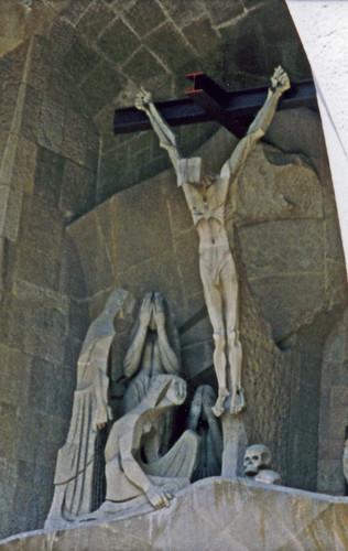 Statue Sagrada Familia