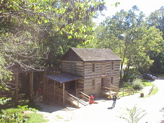 Grist Mill at Squire Boone Village