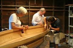 art, wood, carpenter, boat,