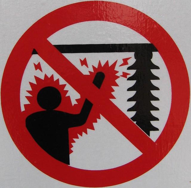 No Electrocution